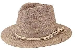 San Diego Hat Company Women's Raffia Fedora Rhf6121.