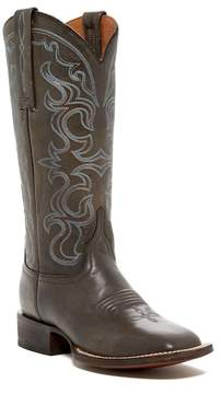 Lucchese Contrast Stitch Cowboy Boot