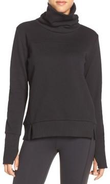 Alo Women's 'Haze' Funnel Neck Sweatshirt