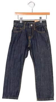 Scotch Shrunk Boys' Flat Front Five Pocket Jeans