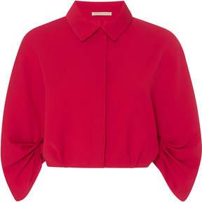 Emilia Wickstead M'O Exclusive Dana Ruffle Sleeve Shirt