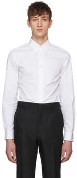 Calvin Klein White Back Text Shirt