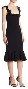 Cinq à Sept Opalina Midi Dress