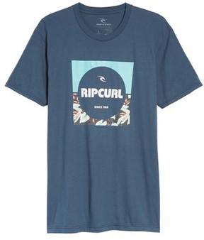 Rip Curl Men's Dc Time Premium Graphic T-Shirt