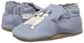 Robeez Tail Wagger Soft Sole Boy's Shoes