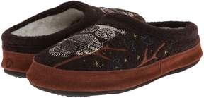 Acorn Forest Mule Women's Slippers