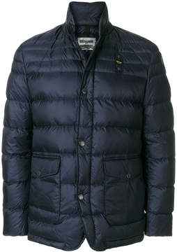 Blauer padded shirt jacket
