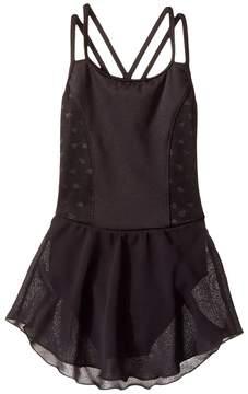 Bloch Hearts Dress (Toddler/Little Kids/Big Kids)