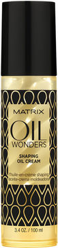 MATRIX BIOLAGE Matrix Biolage Oil Wonders Shaping Hair Oil Cream - 3.4 oz.