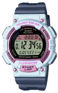 Casio Women's Solar Runner Watch Gray