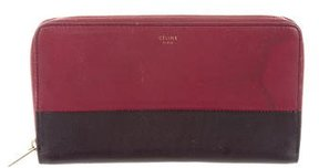 Celine Solo Continental Wallet
