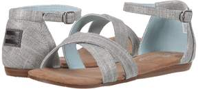 Toms Kids Correa Sandal Girls Shoes