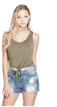 GUESS Jessy Tie-Front Top