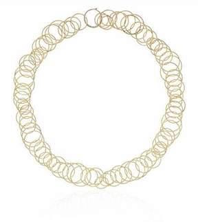 Buccellati 18k Gold Hawaii Short Necklace, 18