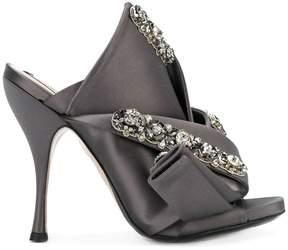 No.21 embellished sandals