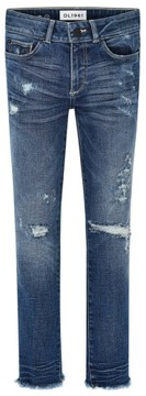 DL1961 Girl's Distressed Skinny Jeans