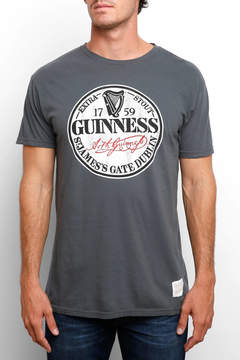 Original Retro Brand Guinness Short Sleeve Tee