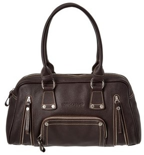 Longchamp Leather Shoulder Bag. - MULTIPLE COLORS - STYLE