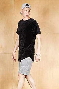 21men 21 MEN Cayler & Sons Velvet Shorts