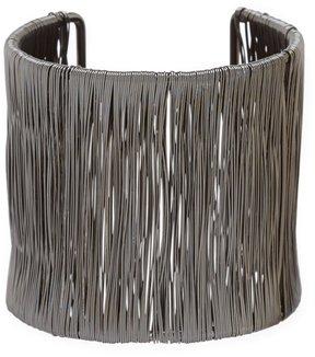 Anna & Ava Caila Wire-Wrapped Cuff Bracelet