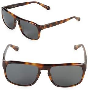 Zac Posen Women's Cain 56MM Square Sunglasses