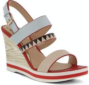 Azura Antonietta Wedge Sandal (Women's)