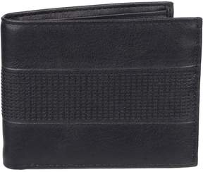 Apt. 9 Men's RFID-Blocking Extra Capacity Traveler Wallet