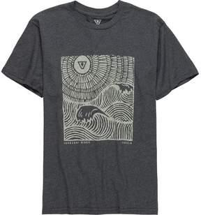 VISSLA Waves Recover Short-Sleeve T-Shirt - Men's