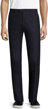 Dries Van Noten Men's Textured Tailored Trousers