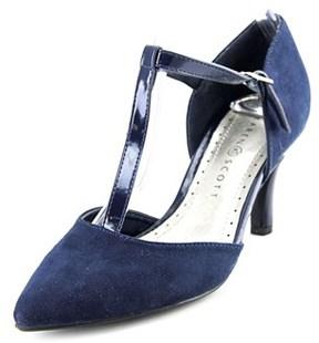 Karen Scott Griffin Women Pointed Toe Synthetic Heels.