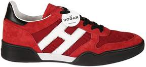 Hogan Lace-up Logo Sneakers