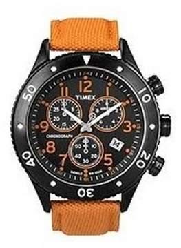 Timex Men Watch Indiglo T2N085