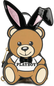 Moschino Playboy Ready to Bear backpack