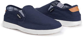 Muk Luks Navy Otto Slip-On Sneaker - Men
