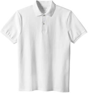 Joe Fresh Men's Classic Polo, White (Size XS)