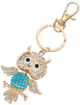Mudd Blue Owl Key Chain