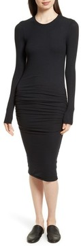 ATM Anthony Thomas Melillo Women's Ribbed Stretch Jersey Dress
