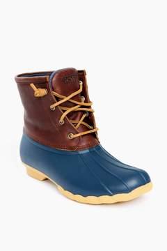Sperry Women's Navy Thinsulate Saltwater Duck Boots