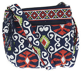 Vera Bradley Signature Print Little Flap Hipster - ONE COLOR - STYLE