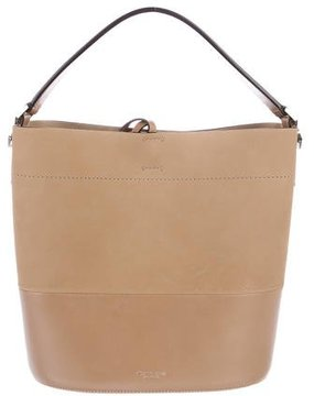 Michael Kors Leather & Nubuck Tote - NEUTRALS - STYLE