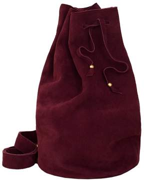 Co MUM & Bucket Bag Burgundy