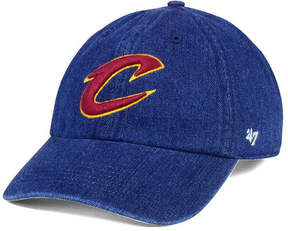 '47 Cleveland Cavaliers All Denim Clean Up Cap