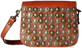 Patricia Nash Rivoli Flap Handbags