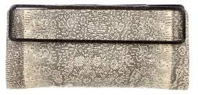 Nancy Gonzalez Ring Lizard Clutch