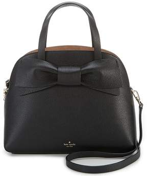 Kate Spade Olive Drive Lottie Bow Satchel - BLACK - STYLE