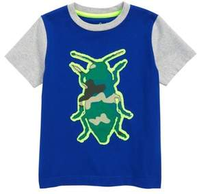 Boden Mini Beetle Patchwork T-Shirt
