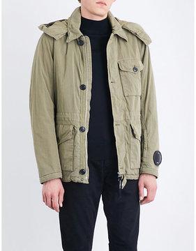 C.P. Company Goggle-detail shell jacket