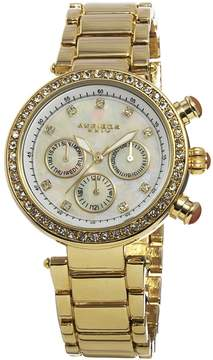 Akribos XXIV White Ladies Watch