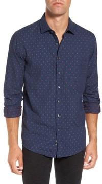 Rodd & Gunn Men's Annaby Sports Fit Dot Sport Shirt