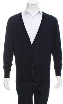 Public School Colorblock Virgin Wool-Blend Cardigan